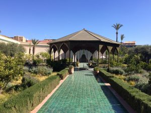 Le Jardin Secret or The Secret Garden, Marrakesh (Marrakech)